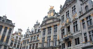 Road trip hivernal dans le nord (Partie 3 : Bruxelles)