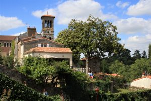 Clisson, la Toscane au coeur du vignoble Nantais