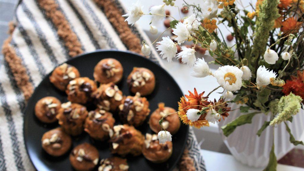 Recette muffins d'automne Potimarron