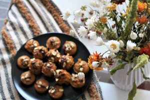 Muffins d'automne
