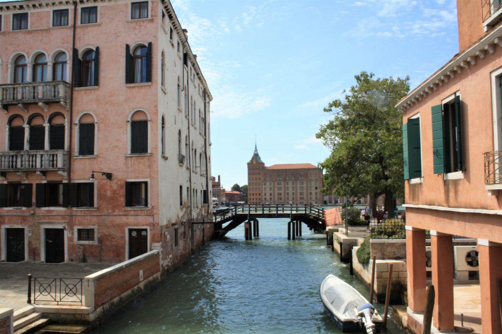 Une journée à Venise : Quartier du Dorsoduro