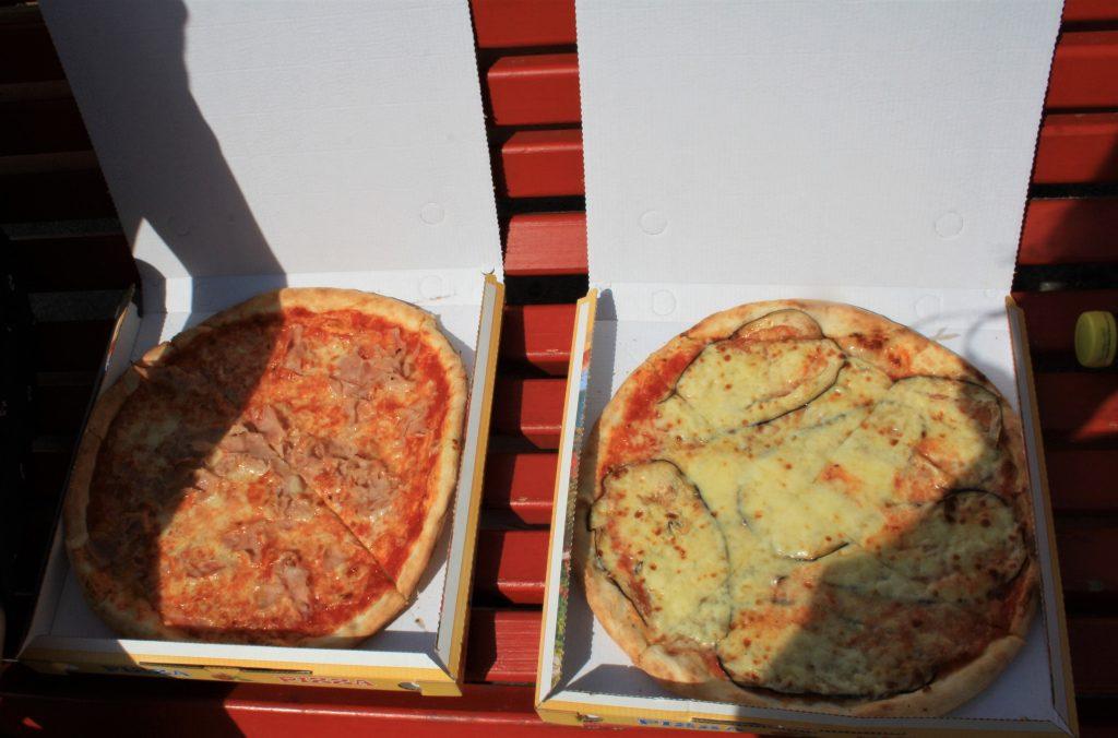Meilleures pizzas Venise