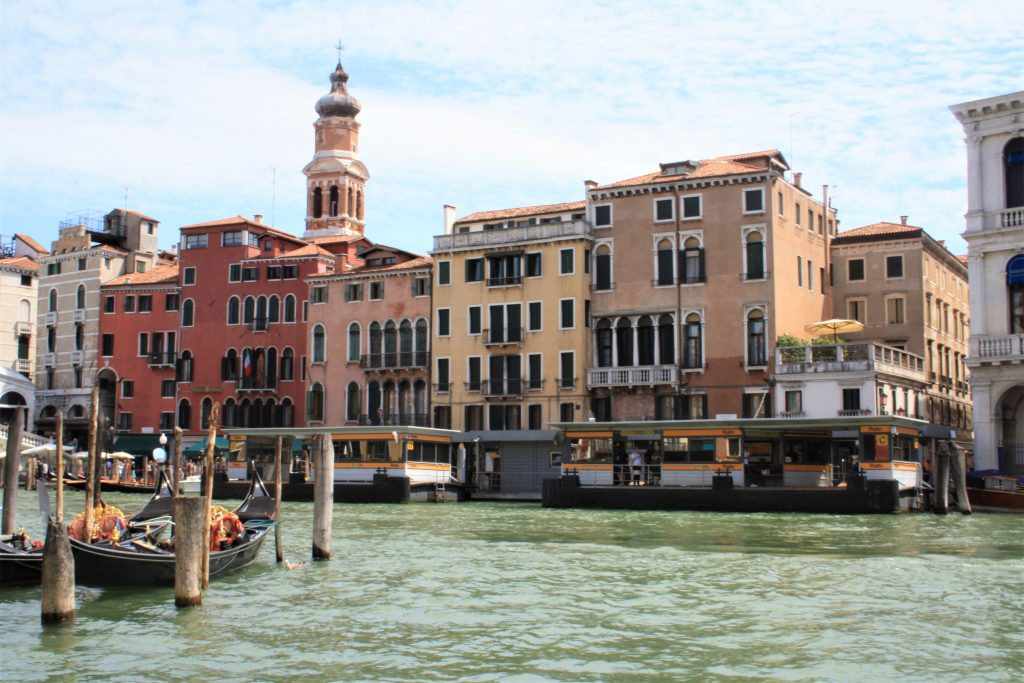 Une journée à Venise : Quartier San Polo