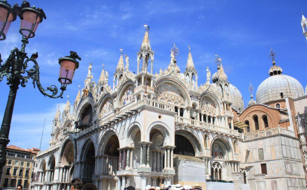 Une journée à Venise : Basilique Saint Marc