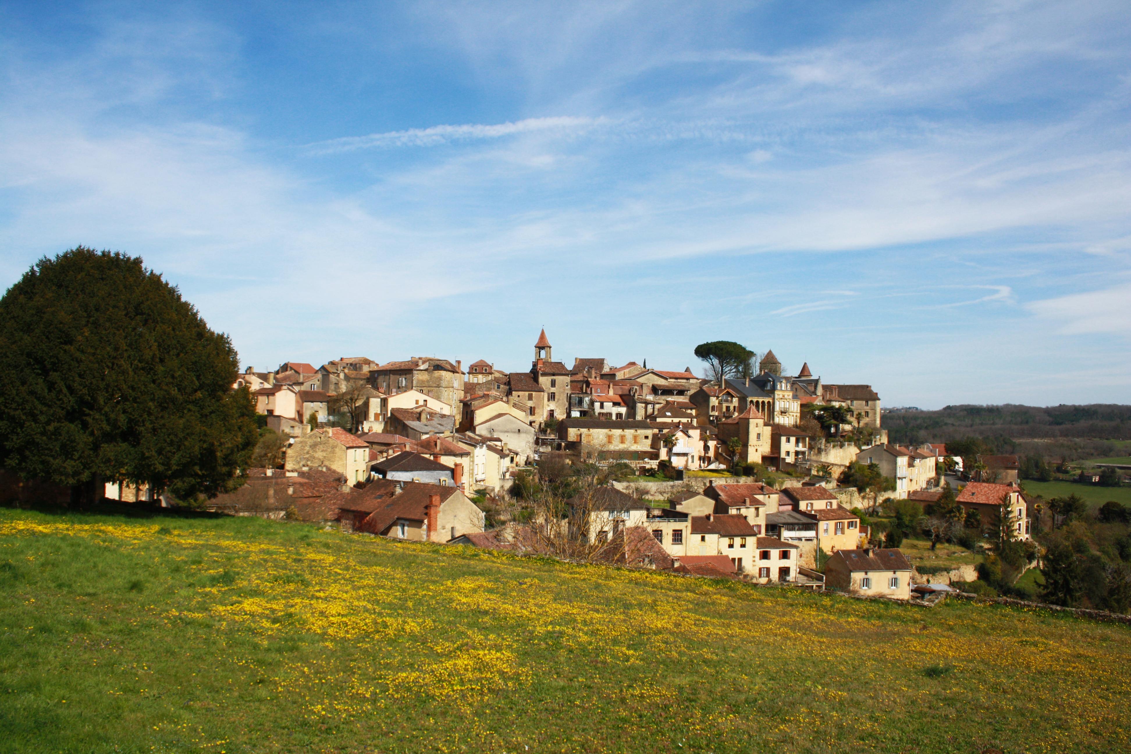 Daily-Julie : 3 jours en Dordogne. Village de Belvès