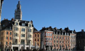 Road trip hivernal dans le nord (Partie 1 : Lille)